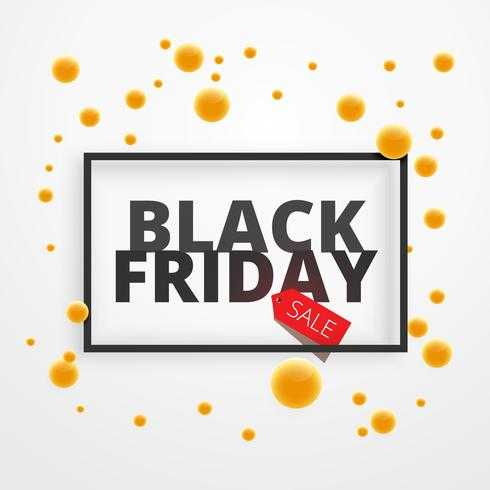 Fast Fix Computer Repair black-friday-sale-discount-offer-poster-with-yellow-dots-vector